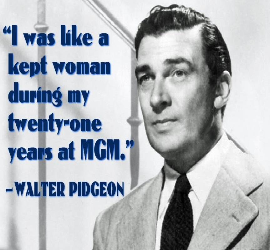 Walter Pidgeon