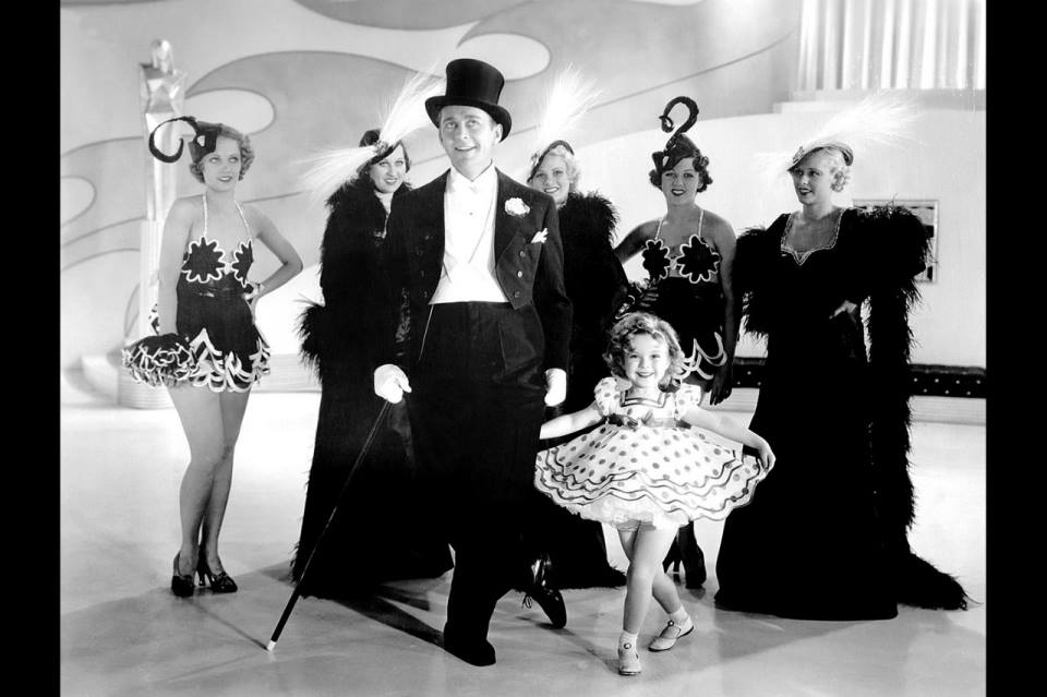 Though she first appeared in films years earlier, Shirley Temple made her feature debut at age six in