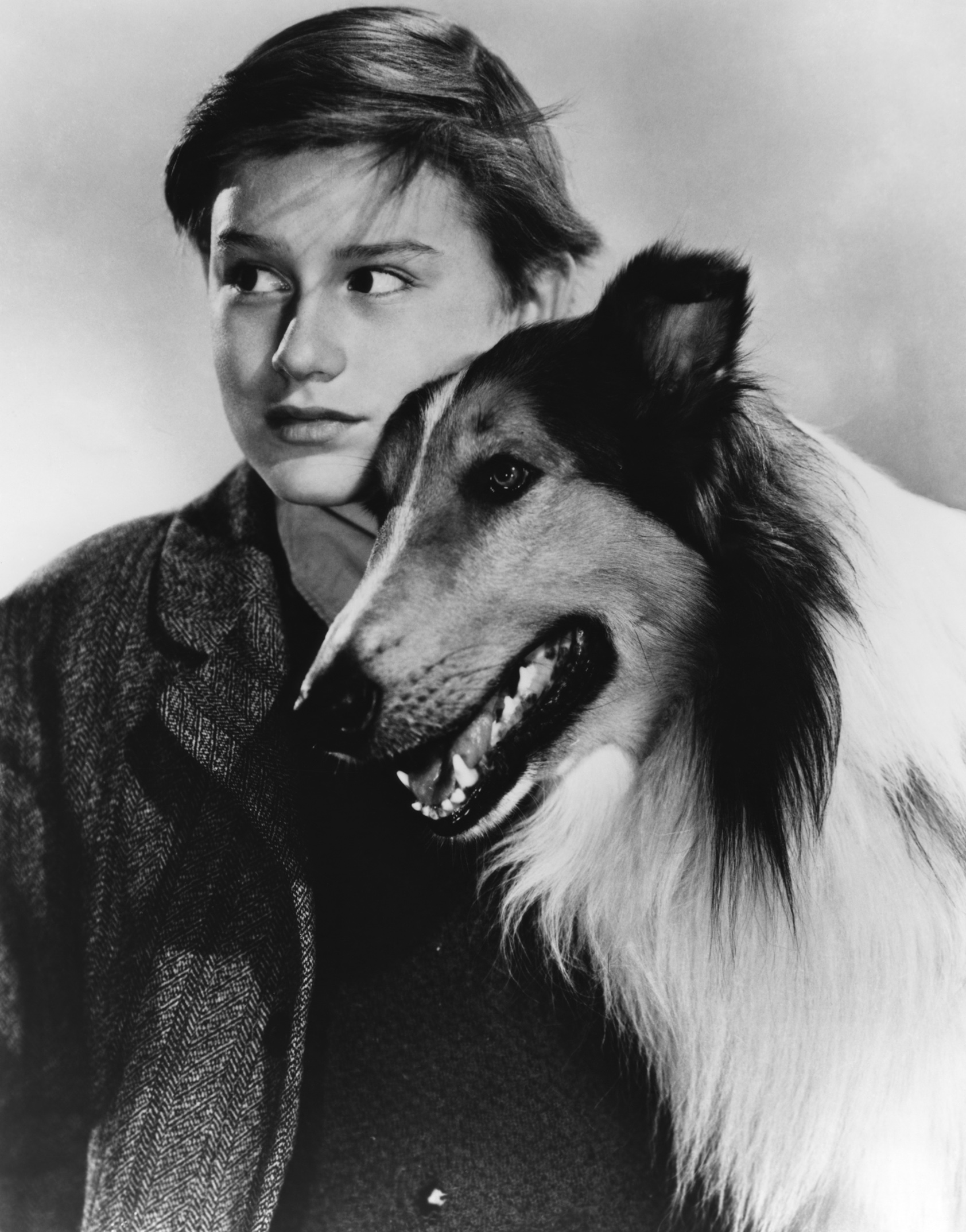 Roddy McDowall in Lassie Come Home