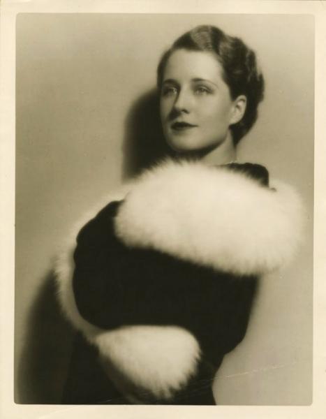 Norma Shearer.