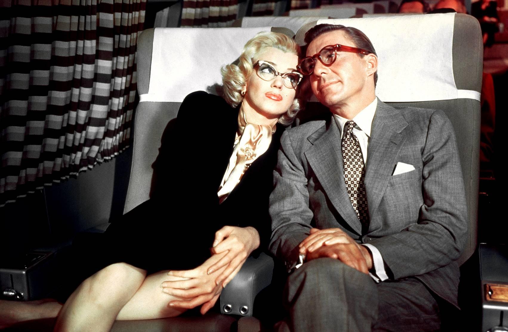 Marilyn Monroe With David Wayne