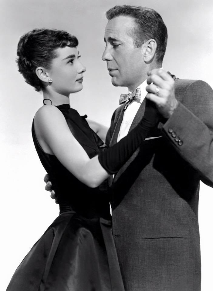 Audrey Hepburn & Audrey Hepburn