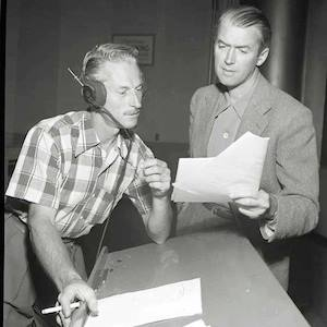 The innovative radio writer, producer and director Jack Johnstone was born on this day in 1906. He put his talents to work on Yours Truly, Johnny Dollar, The Six Shooter, and The CBS Workshop.