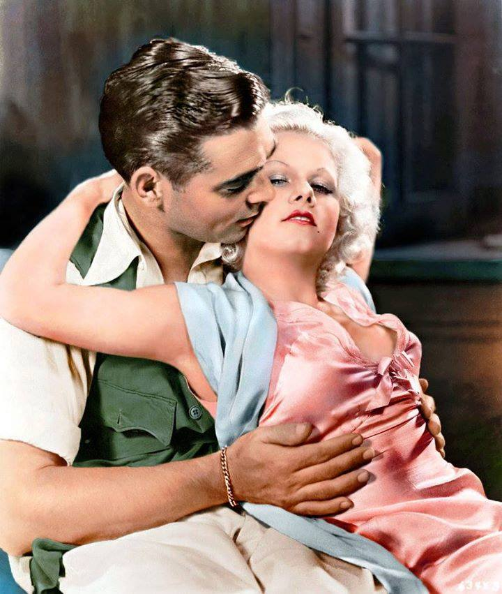 HARLOW and GABLE