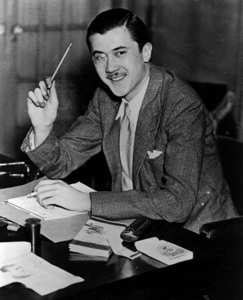 Leslie Charteris....Leslie Charteris! The mastermind behind The Saint was born on this day in 1907. By the 1960s, the adventures of Simon Templar had appeared in books, films, comic-strips, and on radio and television.