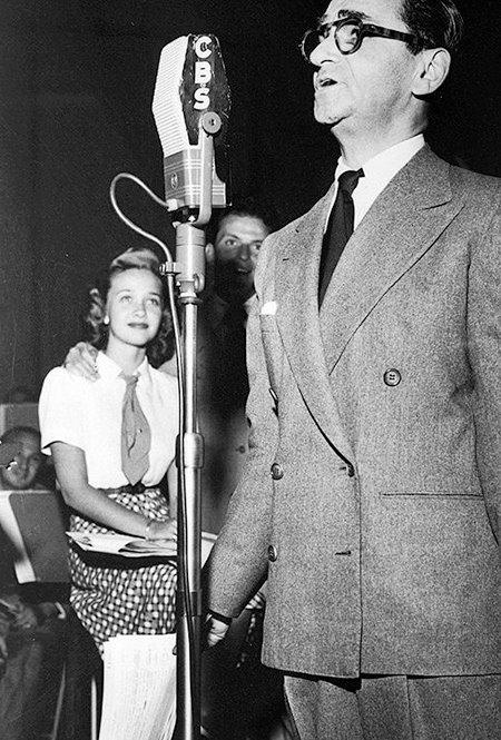 Irving Berlin.