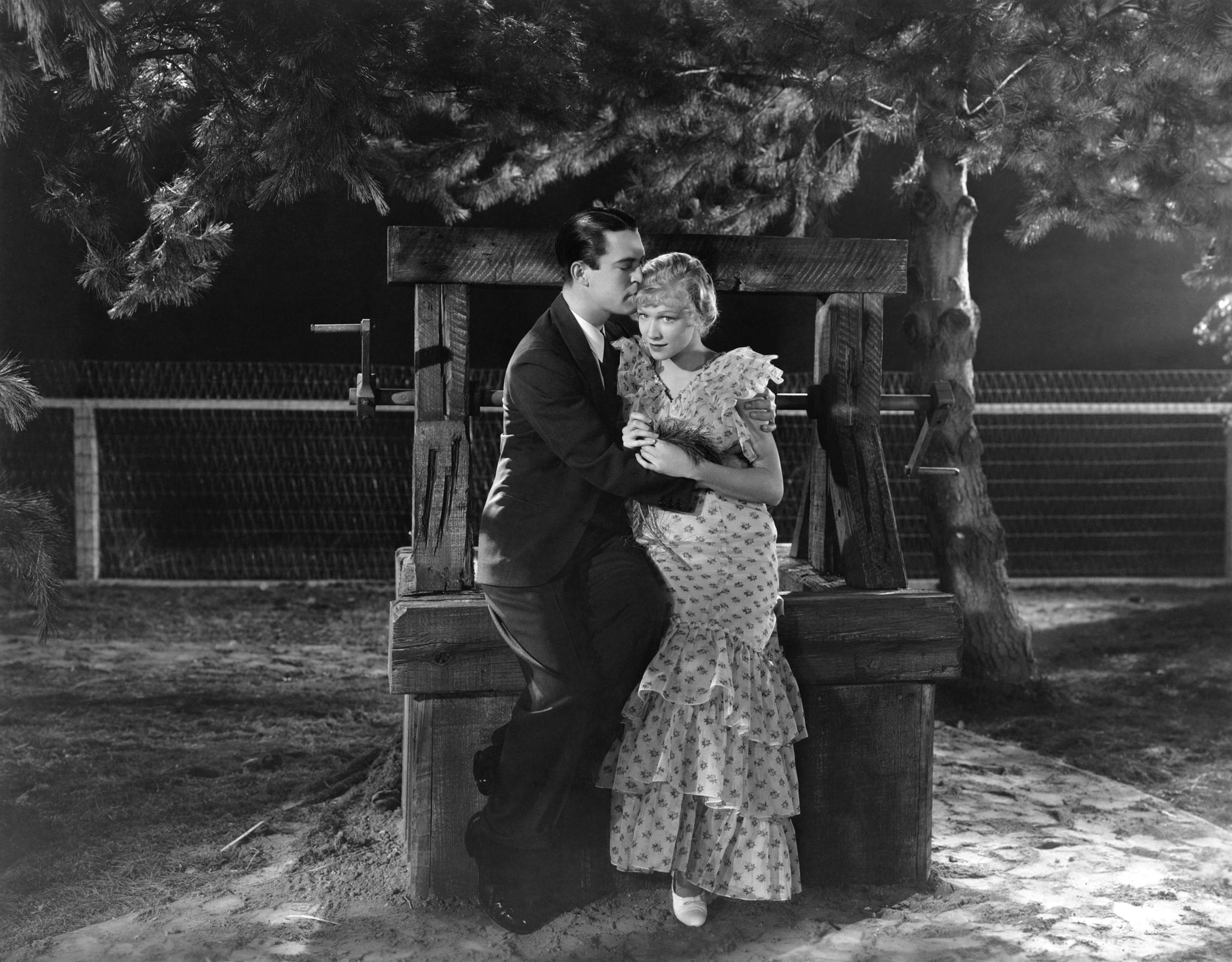 Chester Morris in Golden Harvest With Julie Haydon