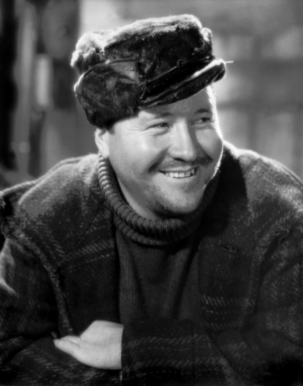Jack Oakie in The Call of the Wild