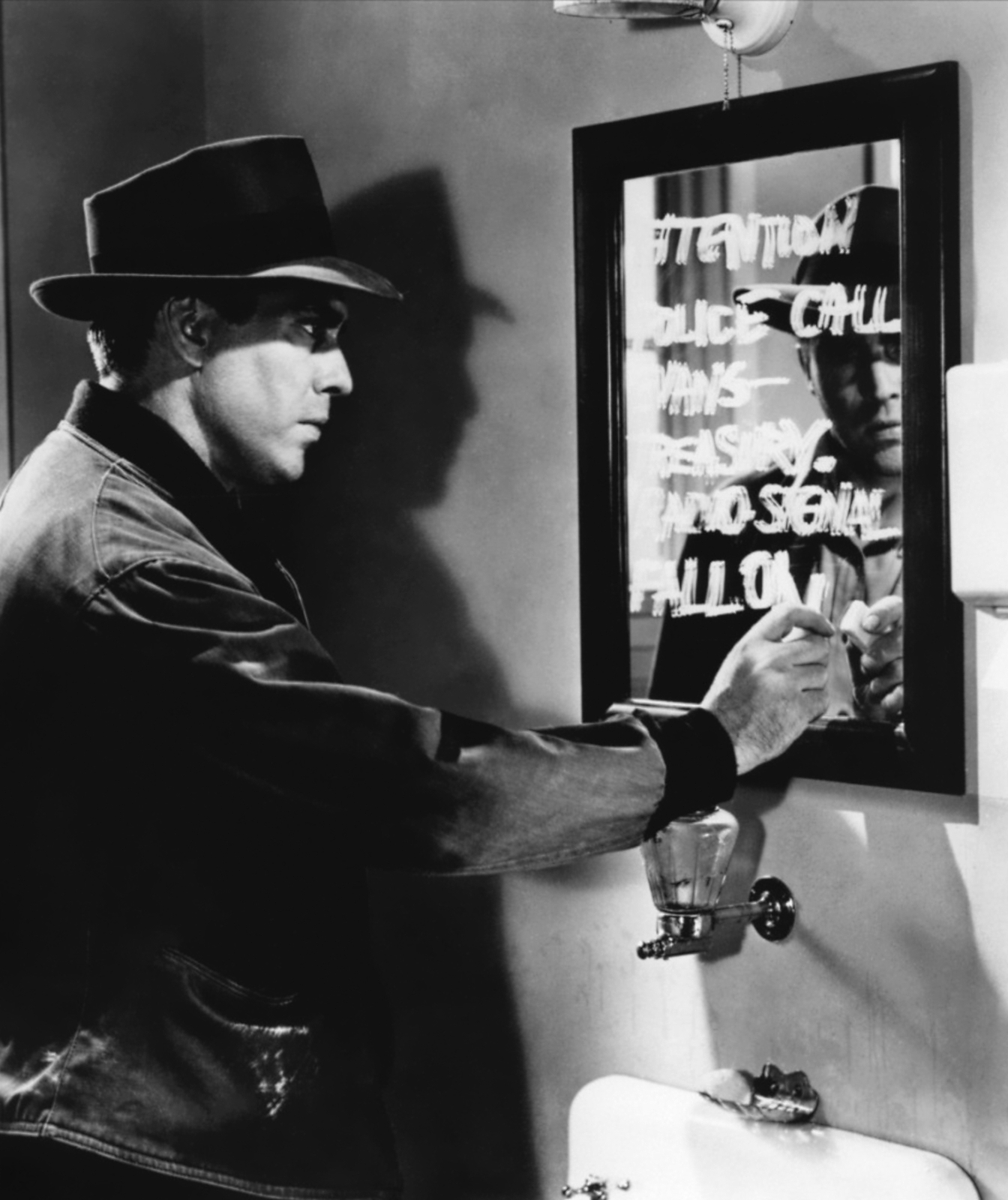 Edmond O'Brien in White Heat