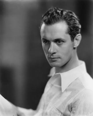 Young Actor, Robert Montgomery