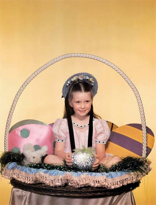 Happy Easter, with Margaret O'Brien