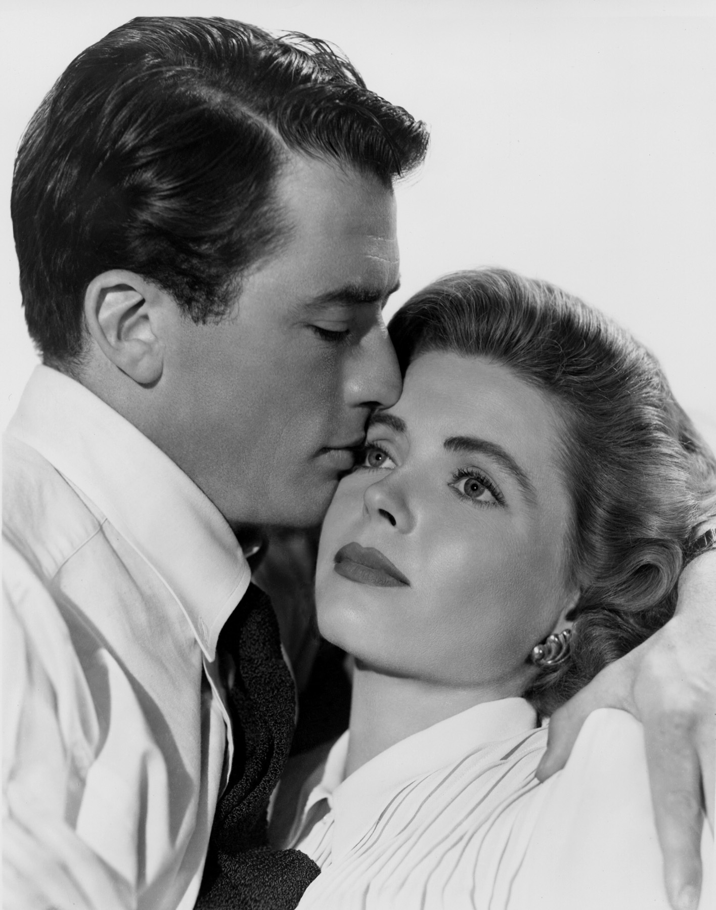 Gregory Peck With Dorothy McGuire