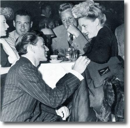 PETER LORRE, and  JUDY GARLAND