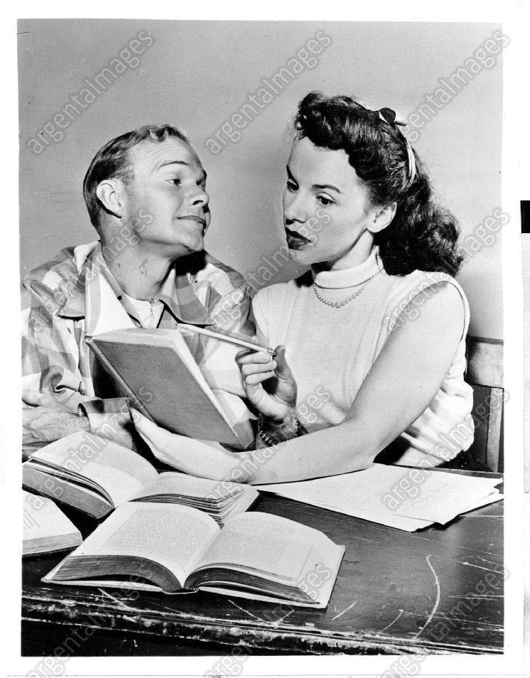 JANET WALDO and Sam Edwards