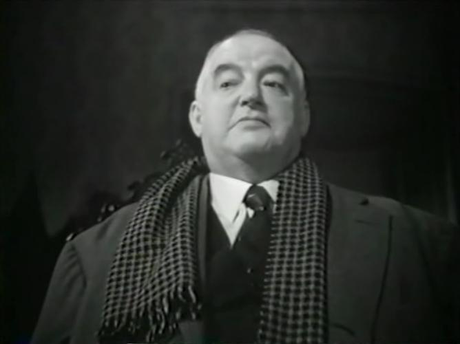 Sidney Greenstreet