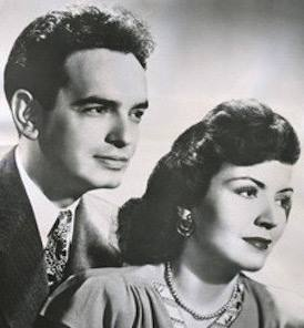 Elliott Lewis and Cathy Lewis