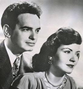 Elliott Lewis and Cathy Lewis