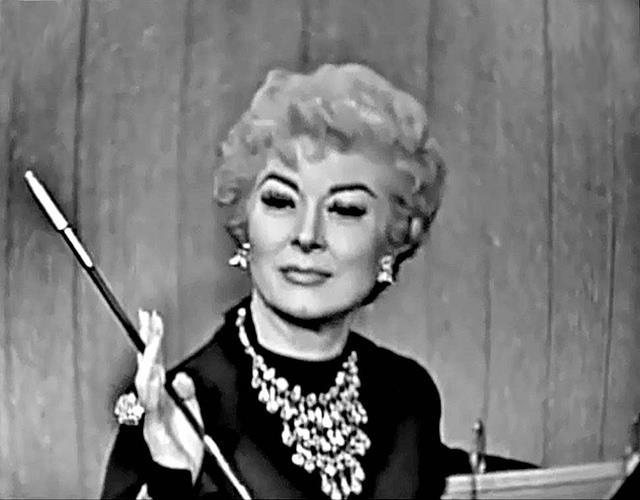 Miss Greer Garson