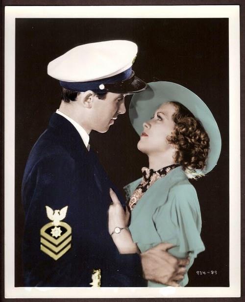 Jimmy Stewart and Eleanor Powell