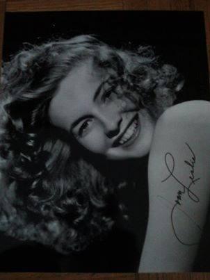 Joan Leslie.
