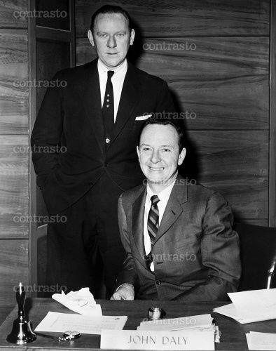 John Daly with Bob Considine
