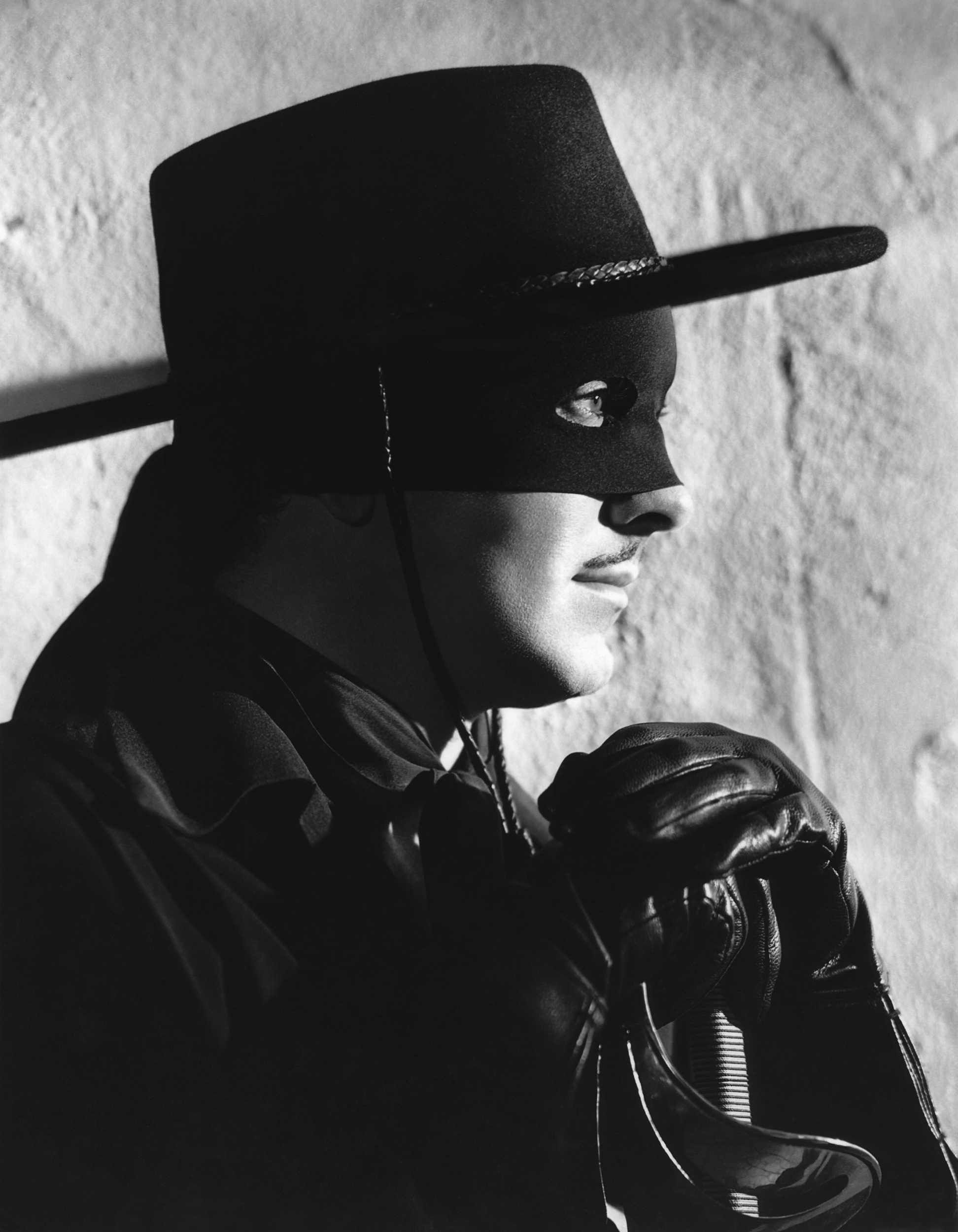 Tyrone Power, Jr. in The Mark of Zorro