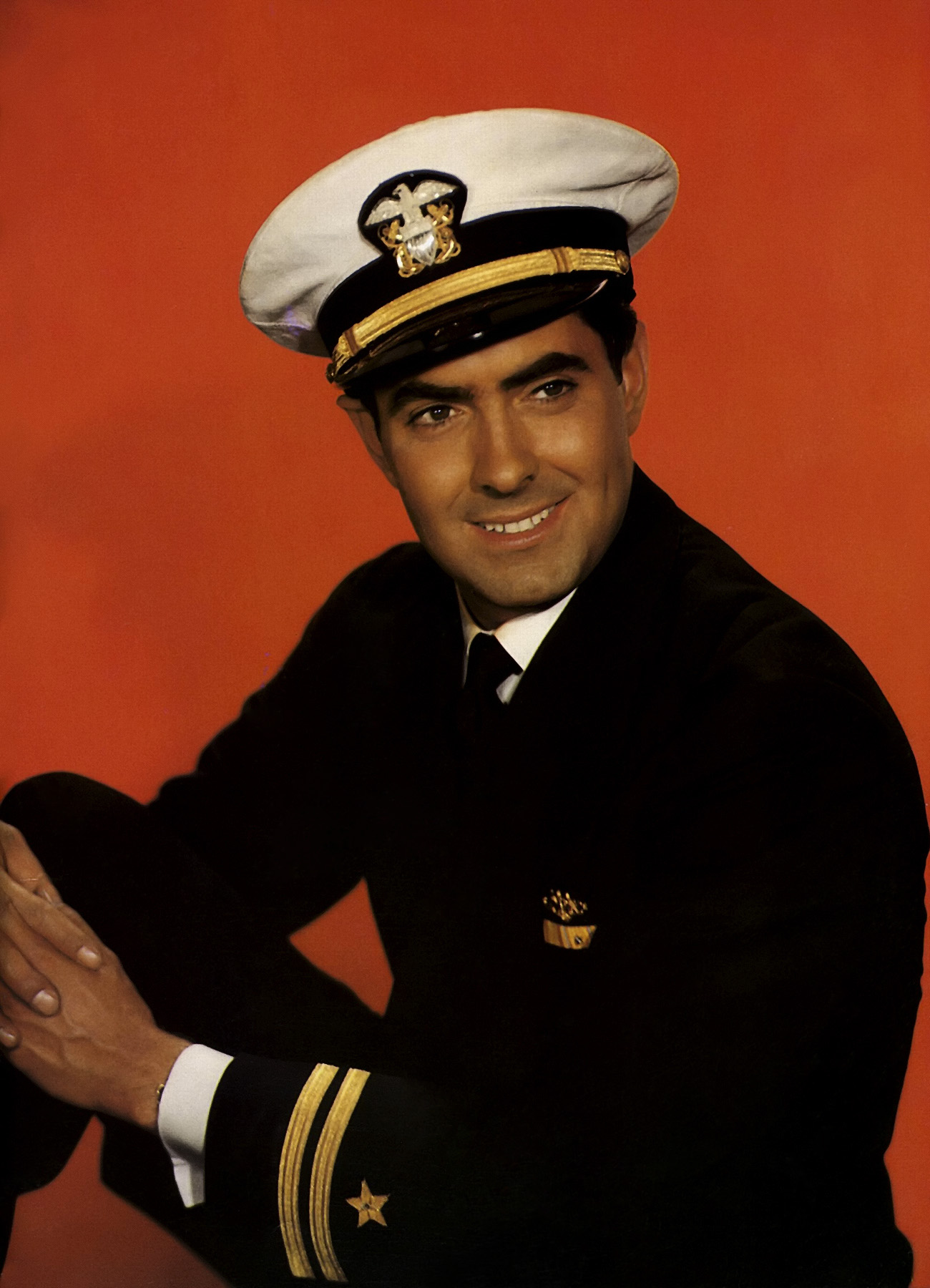Tyrone Power, Jr. in Crash Dive