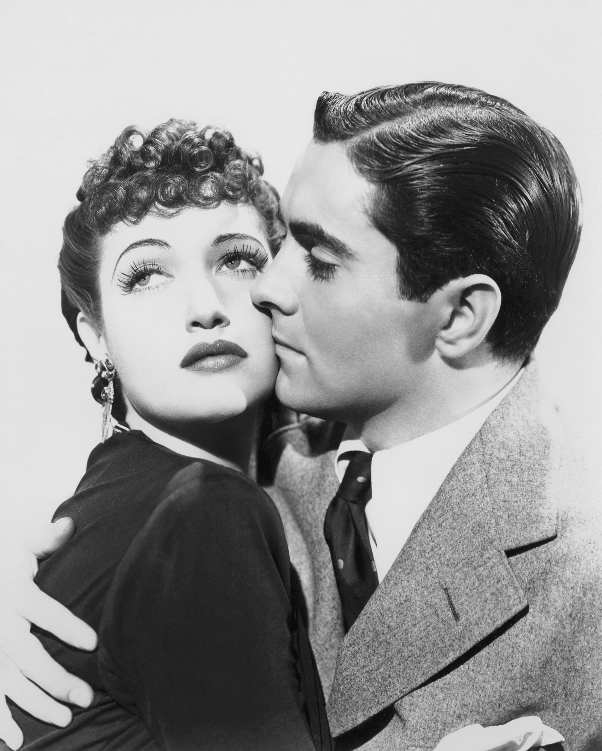 Tyrone Power, Jr. in Johnny Apollo With Dorothy Lamour