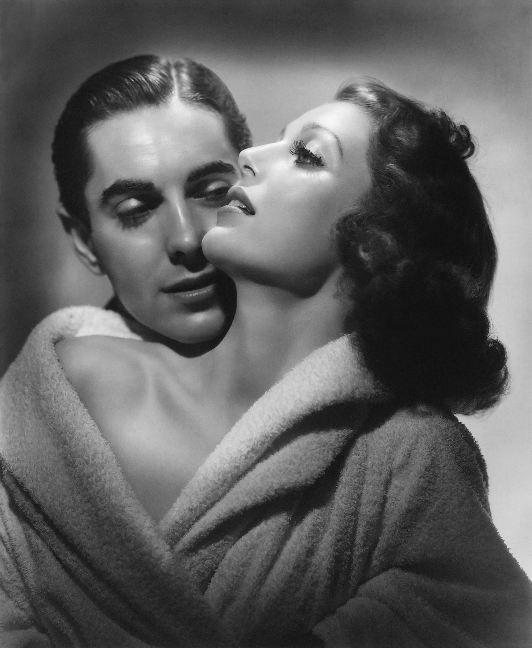 Tyrone Power, Jr. in Love is News With Loretta Young