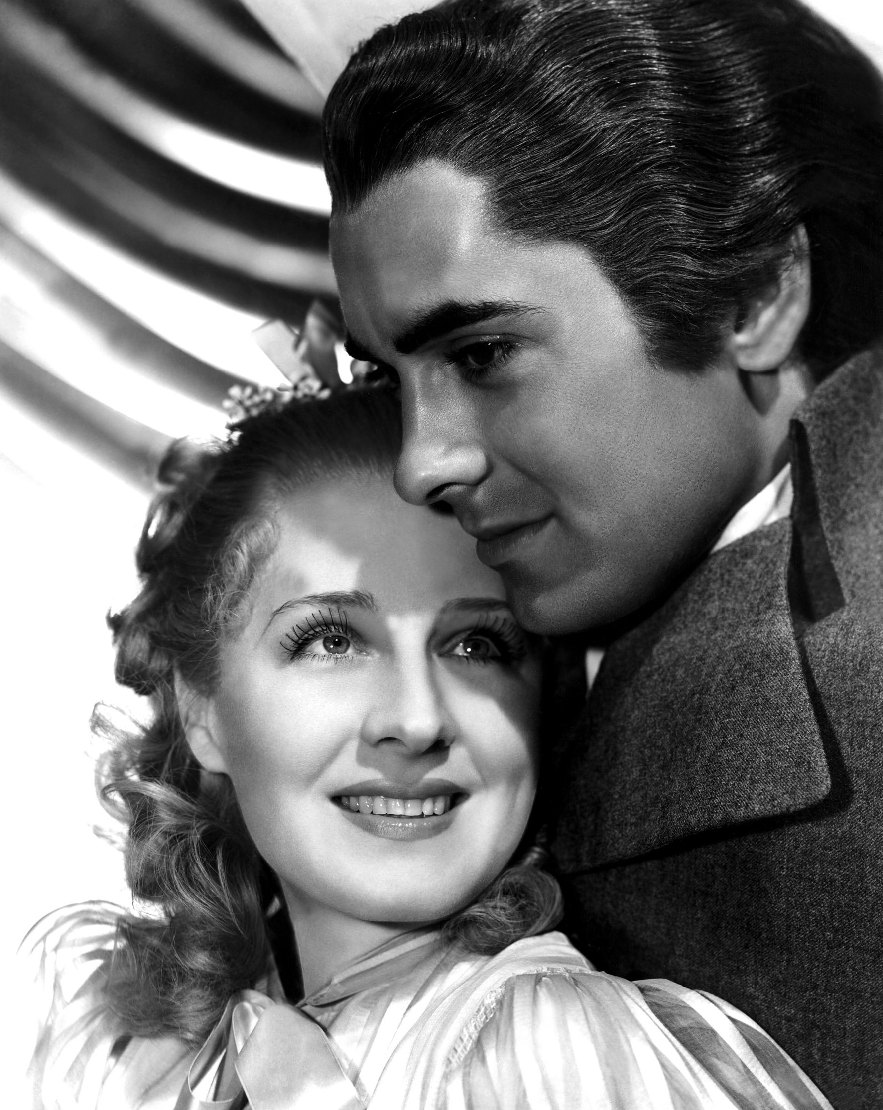 Tyrone Power, Jr. in Marie Antoinette with With Norma Shearer