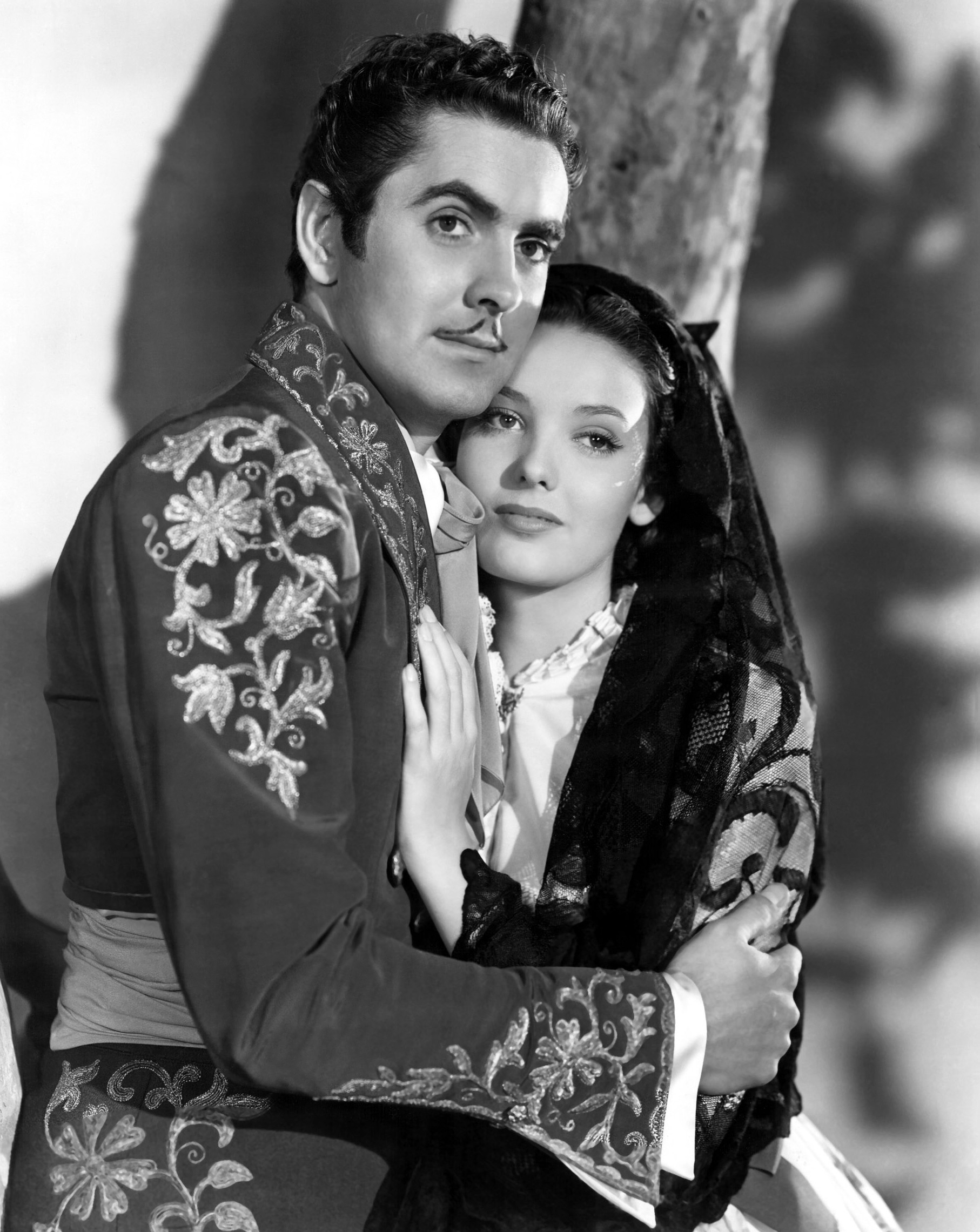 Tyrone Power, Jr. The Mark of Zorro With Linda Darnell
