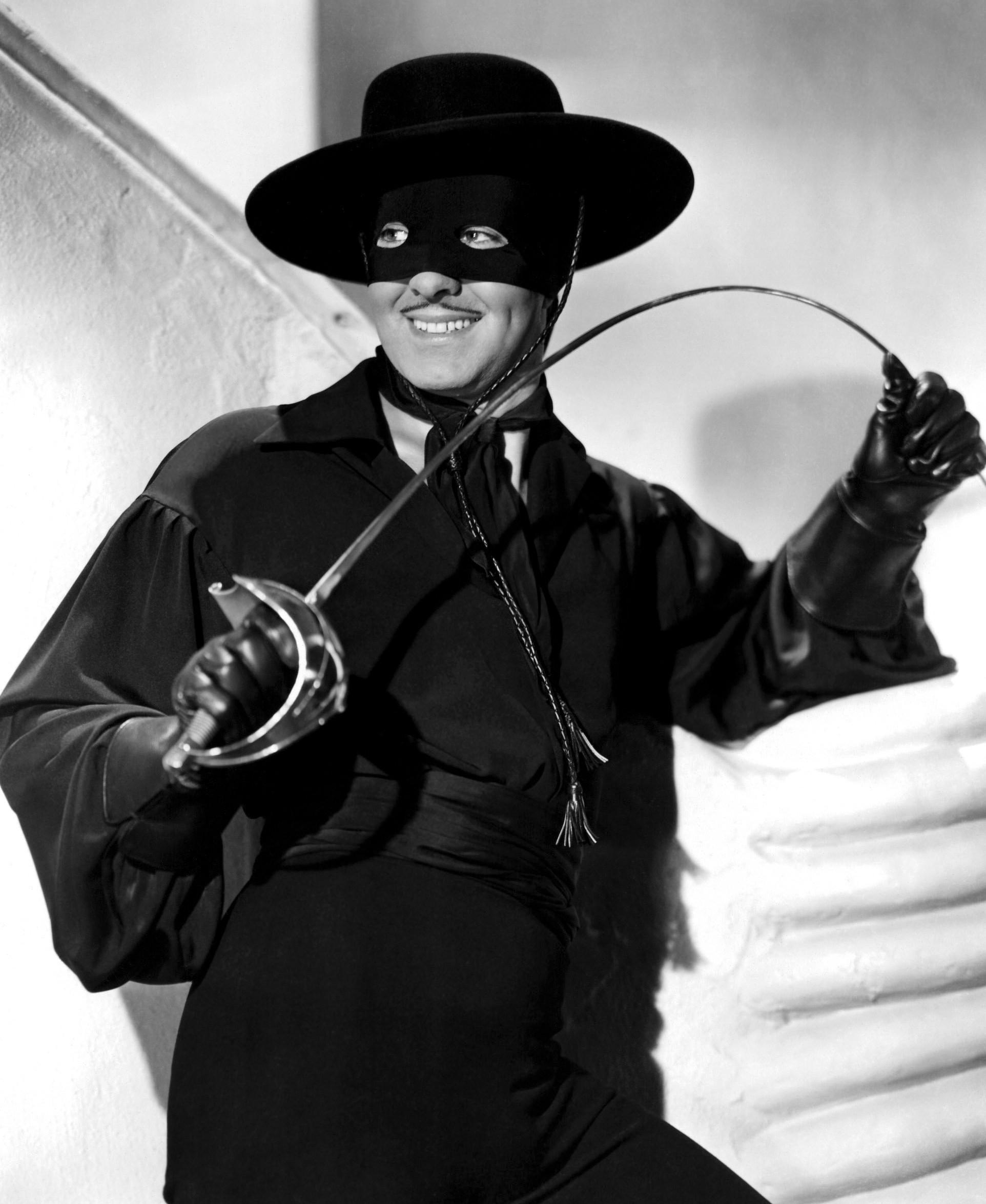 Tyrone Power, Jr. The Mark of Zorro
