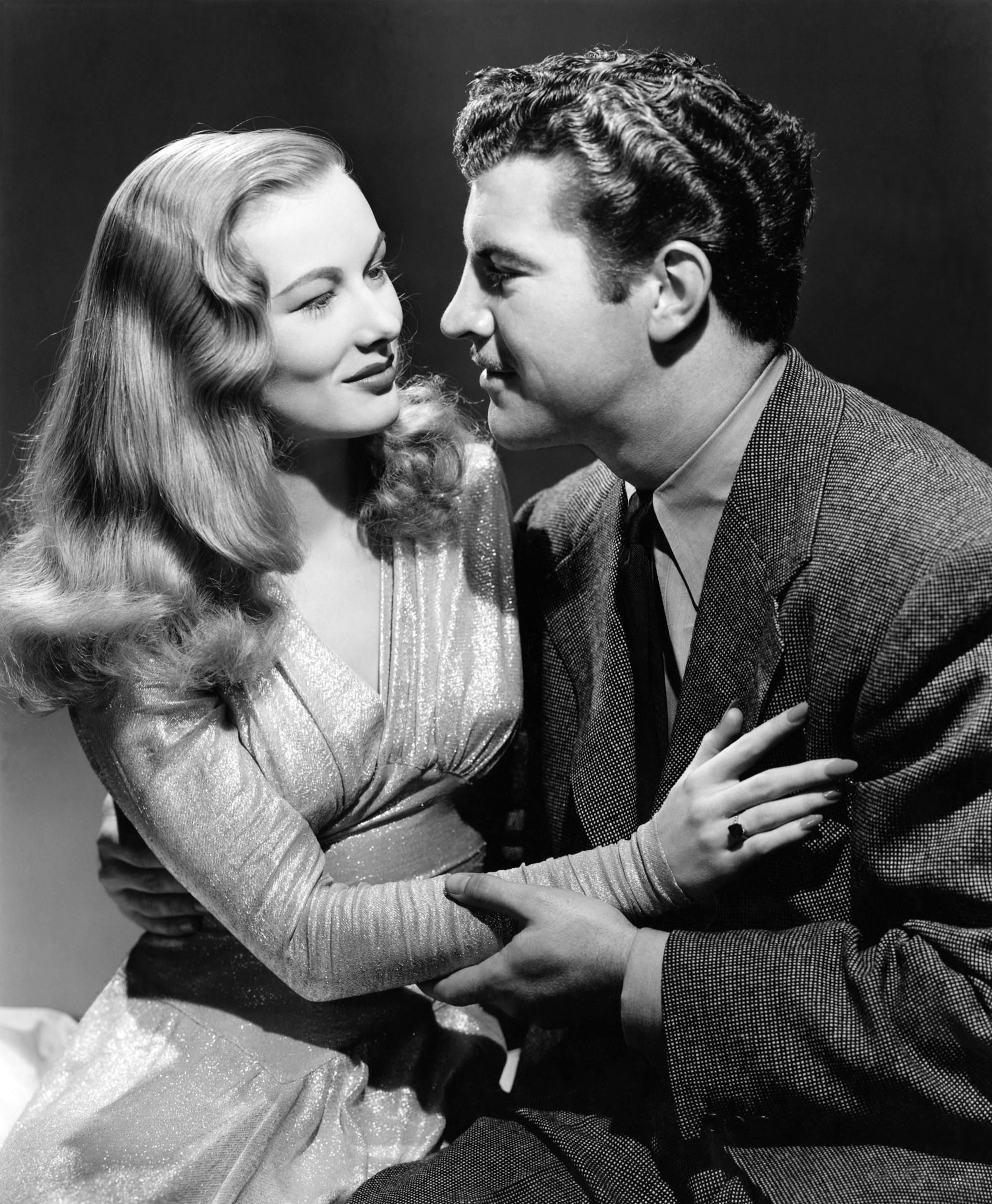 Robert Preston in This Gun for Hire With Veronica Lake