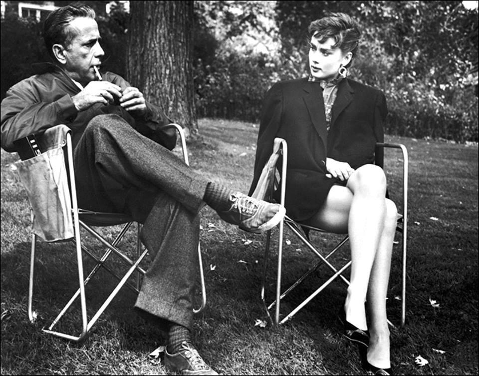 Humphrey Bogart and
