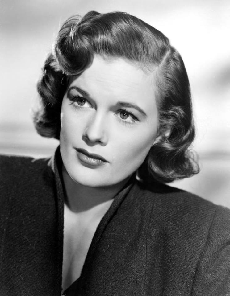 Happy Birthday to Jean Hagen, best known for playing Lina Lamont in Singin' in the Rain!