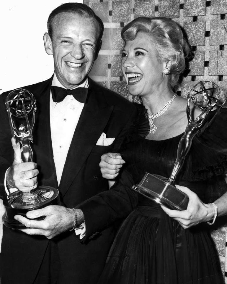 Fred Astaire and Dinah Shore