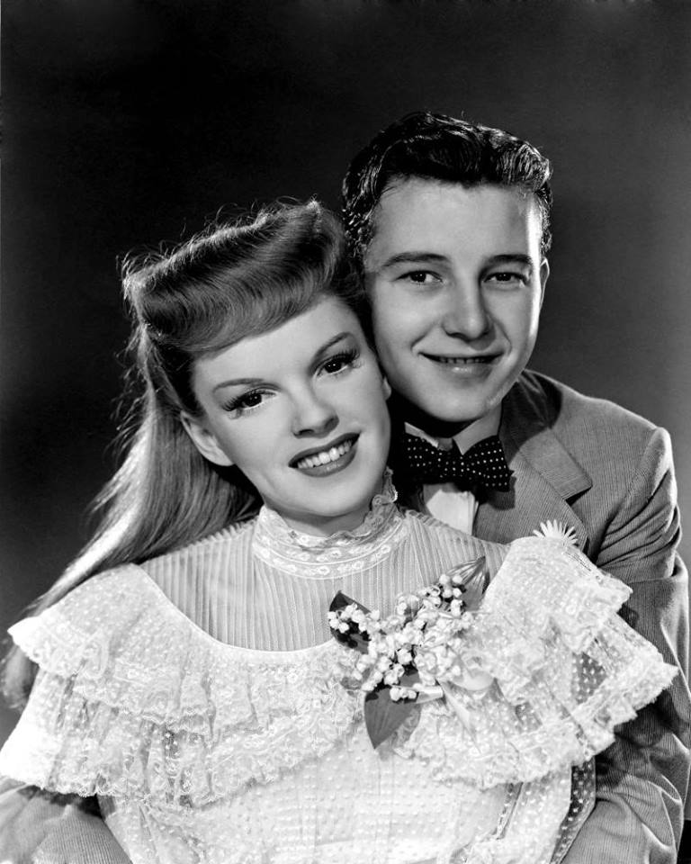 Tom Drake! Here's a shot of him with Judy Garland in Meet Me in St. Louis.