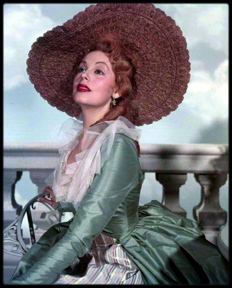 Arlene Dahl! Arlene is still with us at the age of 91!