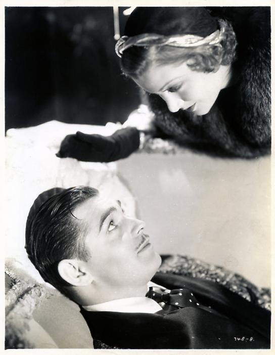 Clark Gable & Myrna Loy - Manhattan Melodrama, 1934