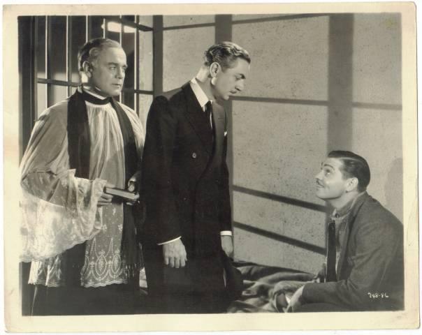 Leo Carrillo, William Powell & Clark Gable - Manhattan Melodrama, 1934