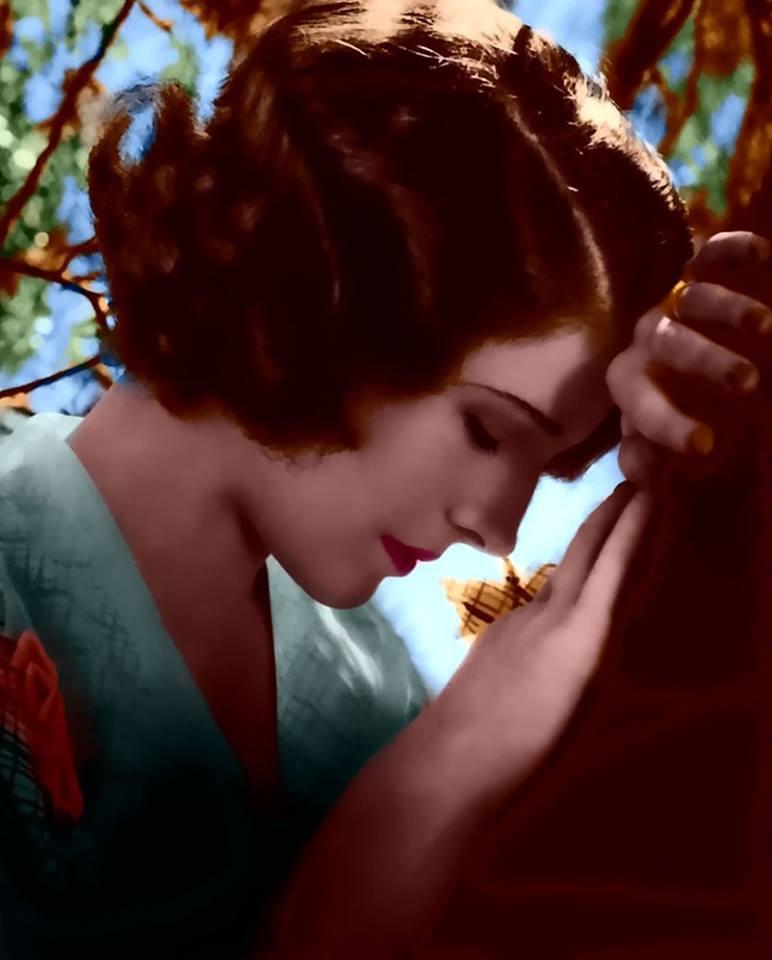 Norma Shearer!