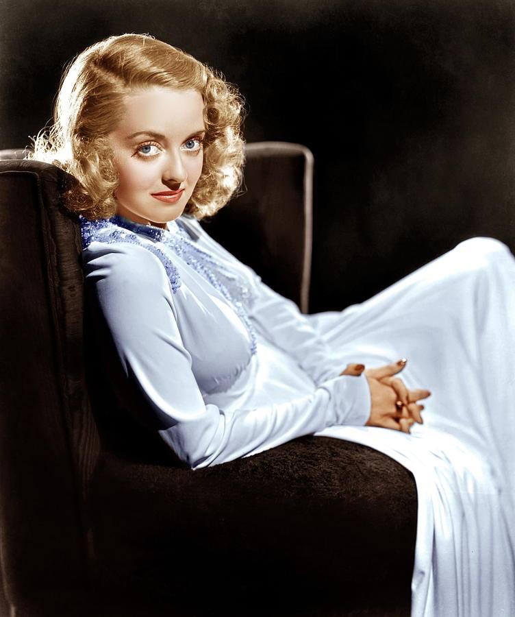Bette Davis'
