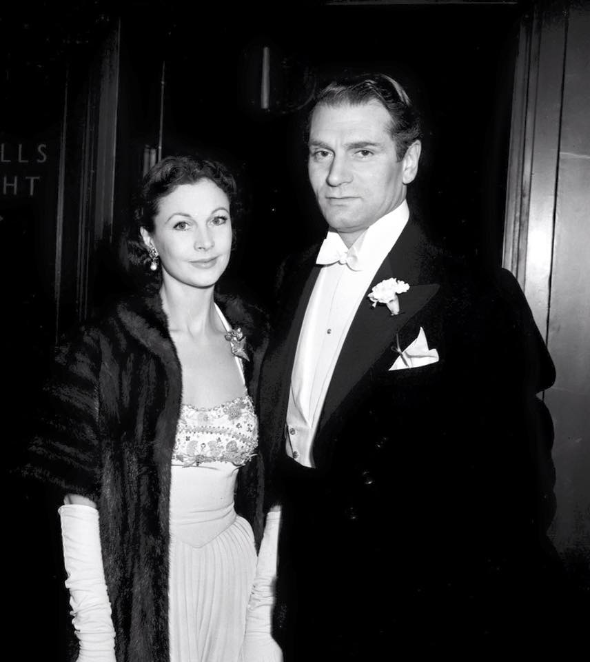 Vivien Leigh and Laurence Olivier, 1950's