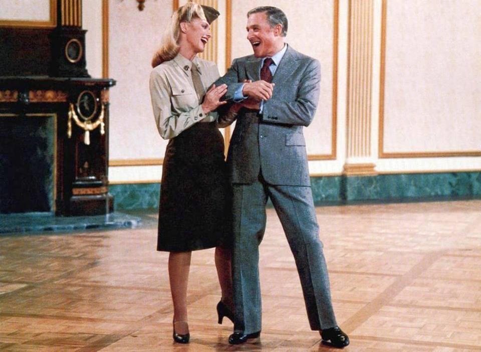 Gene Kelly's last movie musical was Xanadu (1980) co-starring Olivia Newton-John.