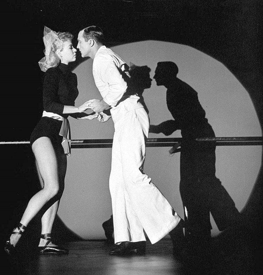 Gene Kelly and Vera-Ellen
