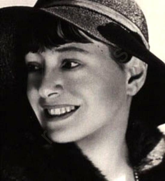 Dorothy Parker!