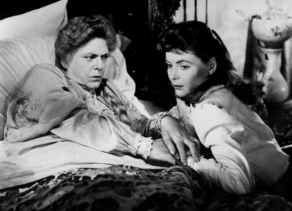 Ethel Barrymore & Dorothy McGuire - The Spiral Staircase, 1946