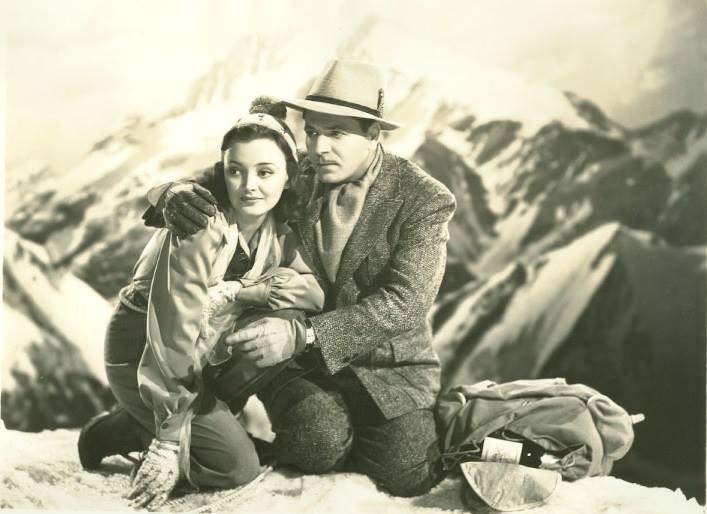 Warner Baxter & Andrea Leeds - Earthbound, 1940
