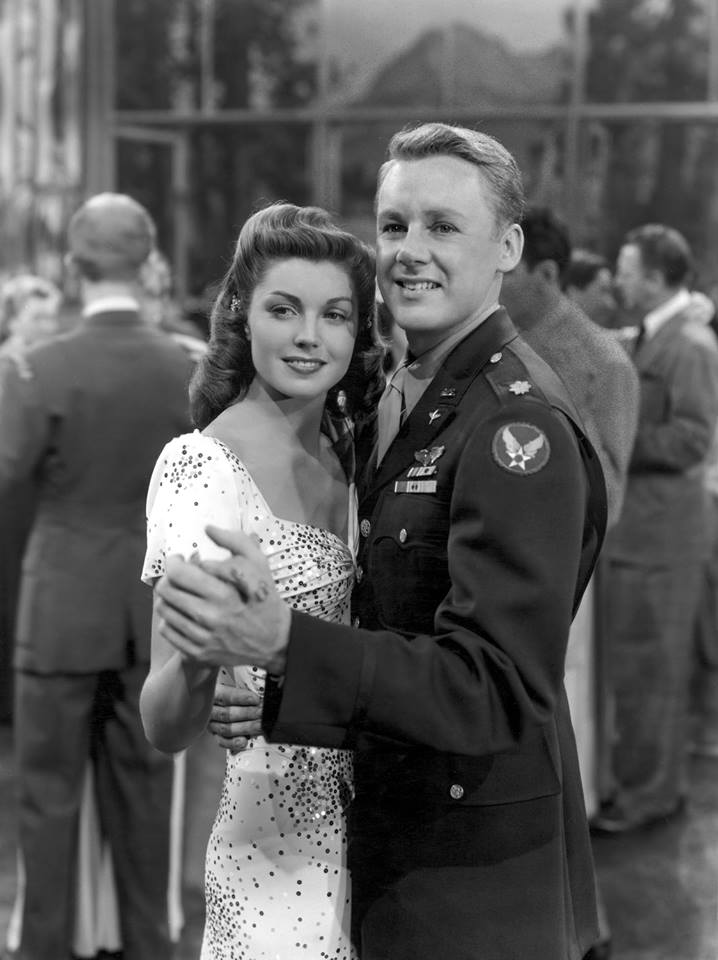 Van Johnson with Esther Williams