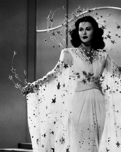 Hedy Lamarr -Ziegfeld Girl(1941).